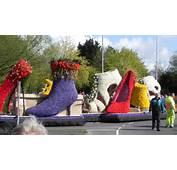 Blumenparade In Holland 2016 /Blumencorso / Keukenhof/ Flower Parade