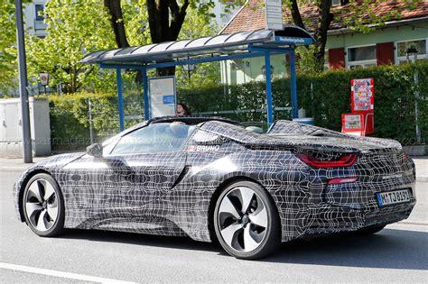 BMW i8 Roadster it's nearly ready by CAR Magazine
