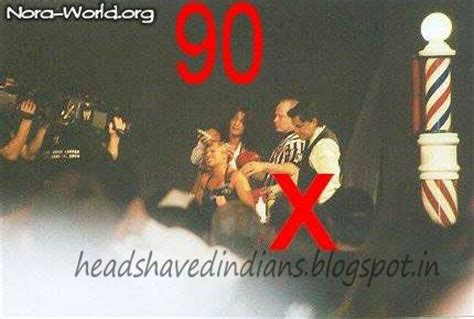 wwe female headshaves head shaved indians wwe divas molly holly forced headshave 1