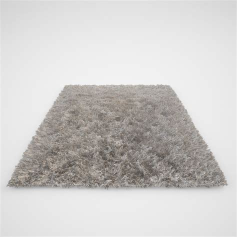 3d model rug 3d model realistic carpet rug fur