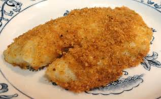 low carb fried fish