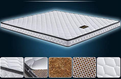Home Design Memory Foam Mattress Pad by Queen Size Thin Natural Coir Fiber Home Mattress Id