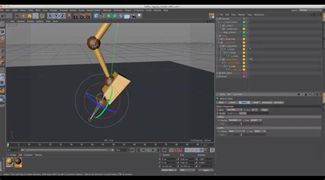 cinema 4d character template basic character rigging in cinema 4d lesterbanks