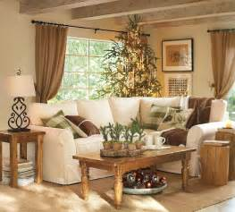 rustic country living room neutral colors i would