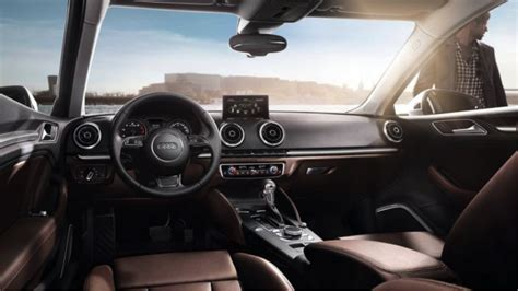 Audi A4 Chestnut Brown Interior by 2015 Audi A3 Interior Image 329