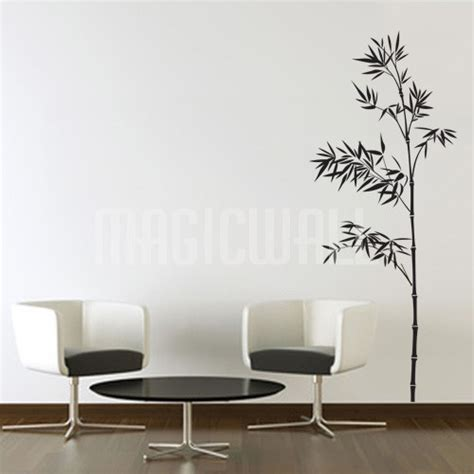bamboo wall stickers bamboo wall decals 2017 grasscloth wallpaper