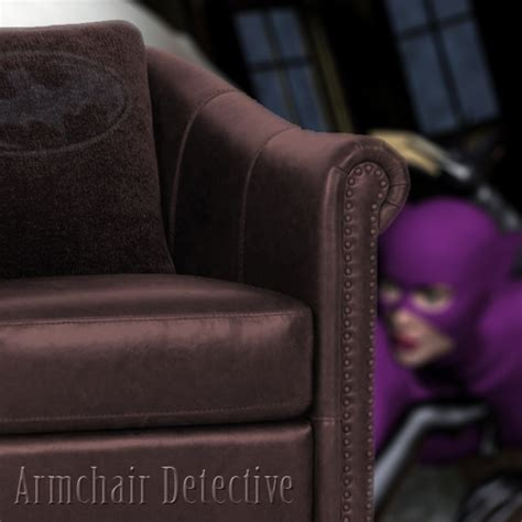 Armchair Detectives by Cat Tales Armchair Detective