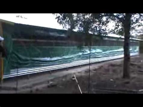 chicken house curtains curtain winching system for chicken houses and poultry