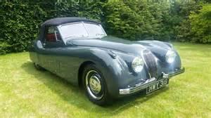 Jaguar Xk120 Coupe For Sale Used 1953 Jaguar Xk120 Drophead Coupe For Sale In Surrey