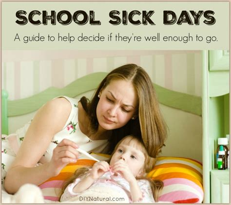 when to keep your child home from school a guide