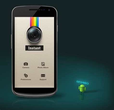 instant app for android polaroid instant app for android arrives in play experience the magic of polaroid
