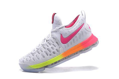 basketball shoes sydney nike zoom pink yellow basketball shoes international