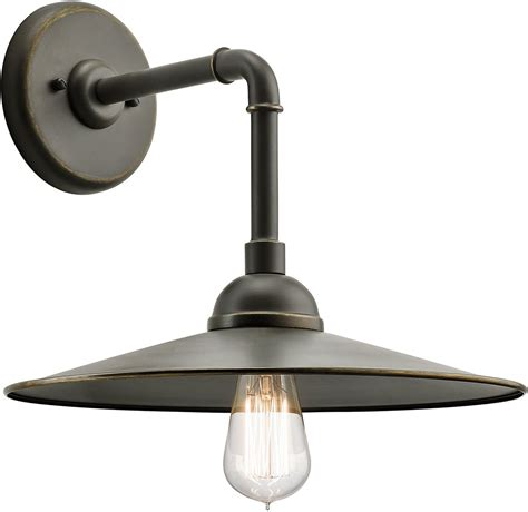 image of westington vintage olde bronze kichler outdoor