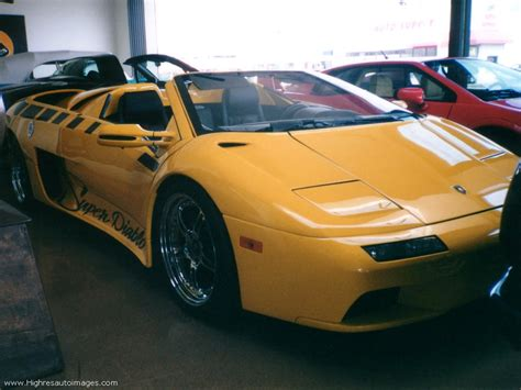 Lamborghini Diablo Vttt Lamborghini Diablo Vttt Photos Photogallery With 3 Pics