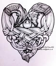 1000 ideas about celtic dragon tattoos on pinterest