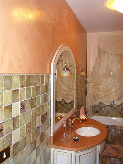 stucco veneziano bagno photos