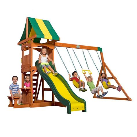 weston backyard discovery backyard discovery weston all cedar playset 65113com the