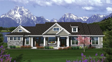 Rancher Style House by Ranch Home Plans Ranch Style Home Designs From Homeplans