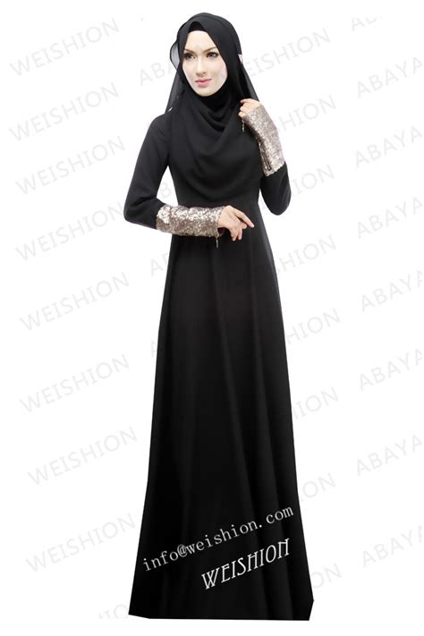 Baju Muslim Simply Byna Dress 31 muslim black dress playzoa