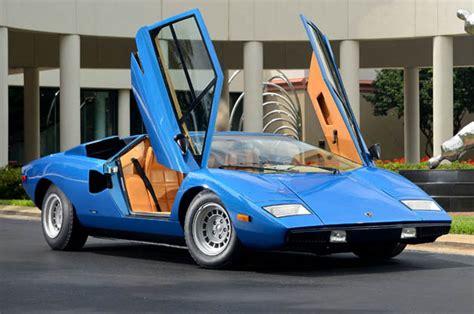 Early Lamborghini Early Lamborghini Countach Sells For Record 1 2 Million