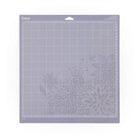 cricut machine self adhesive cutting mats gridlines all