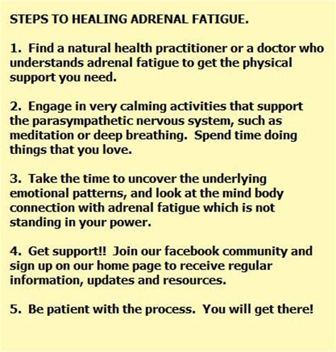 Fatigue Emotional Detox by What Is Adrenal Fatigue Callinan