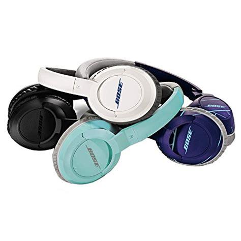 bose soundtrue on ear headphones black amazon co uk bose soundtrue headphones on ear style black in the uae