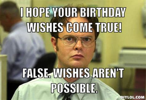 Dwight Memes - dwight schrute false quotes quotesgram