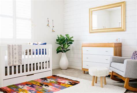 Modern Baby Nursery Decor Modern Baby Boy Nursery Tour With Jillian Goulding