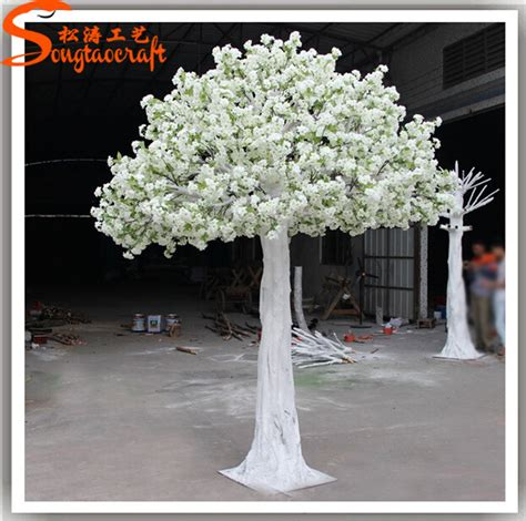 2015 china wholesale outdoor large artificial decorative 2017 popular china wholesale white fake outdoor large fake