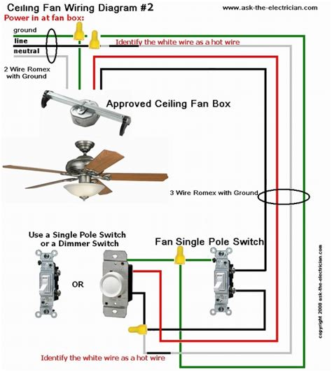 Wiring A Ceiling Fan With Light 2 Switches Ceiling Fan Remote Wiring Diagram Get Free Image About Wiring Diagram