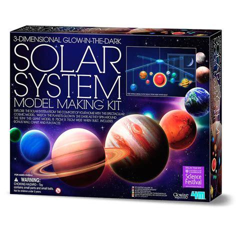 Ideen Zum Selbermachen 4086 by M 243 Vil 3d Sistema Solar De 4m En Minikidz