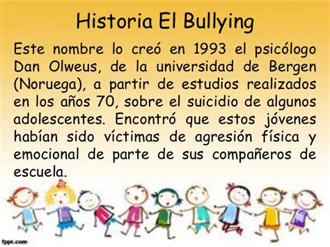 origen del bullying libro aprender sobre el bullying
