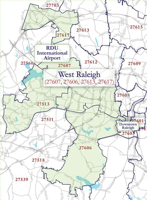 zip code map durham nc popular west raleigh neighborhoods