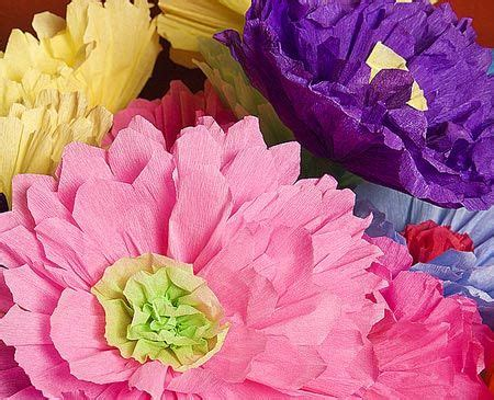 How To Make Mexican Paper Flowers Step By Step - mexican paper flowers mexicolores los mejores