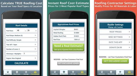 8 best roofing apps for android and iphone roofcalc org