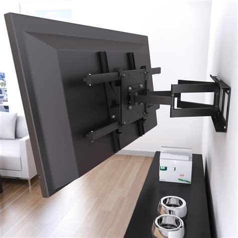 Candice Olson Bedroom corliving pm 2230 tv motion wall mount for 32 90 in tvs