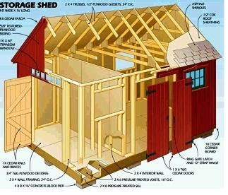 Shed Plans 20130515