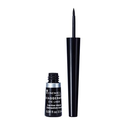 Avione Eyeliner Liquid 2 5ml rimmel exaggerate liquid eyeliner 2 5ml feelunique