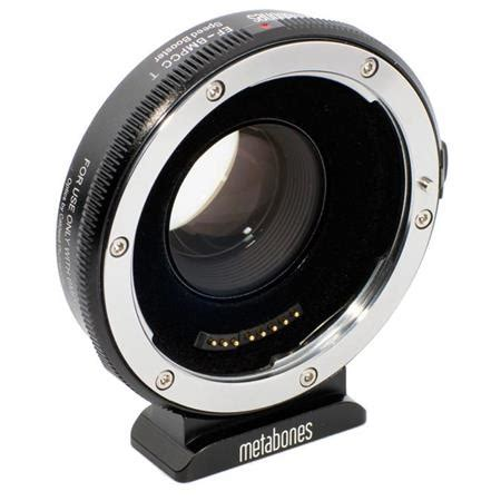 metabones canon ef lens to bmpcc t speed booster adapter