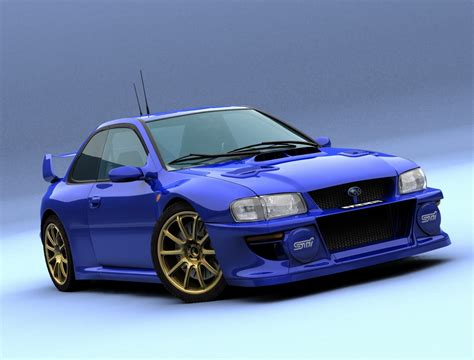 subaru impreza 98 by jacqeuss on deviantart