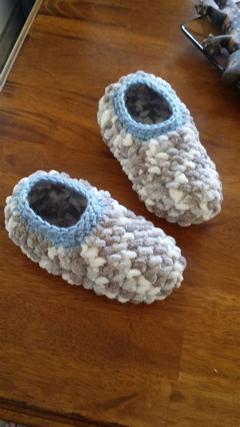 and easy crochet slippers easy crochet slippers crochet and knit