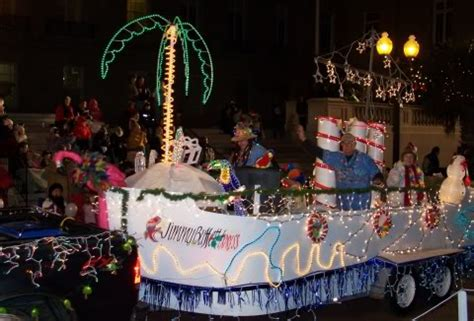 wilmington holiday parade  dec. 6th | wrightsville beach