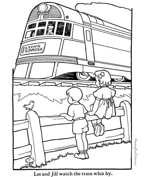 long train coloring page coloring pages trains az coloring pages