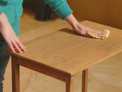 how to sand a table sanding and preparing wood before staining diy