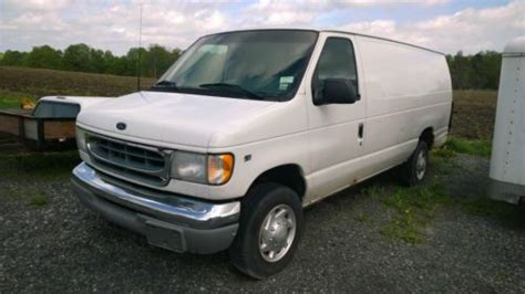 how to sell used cars 2001 ford econoline e150 transmission control buy used 2001 ford e 250 econoline base extended cargo van 2 door 4 2l in skaneateles new york