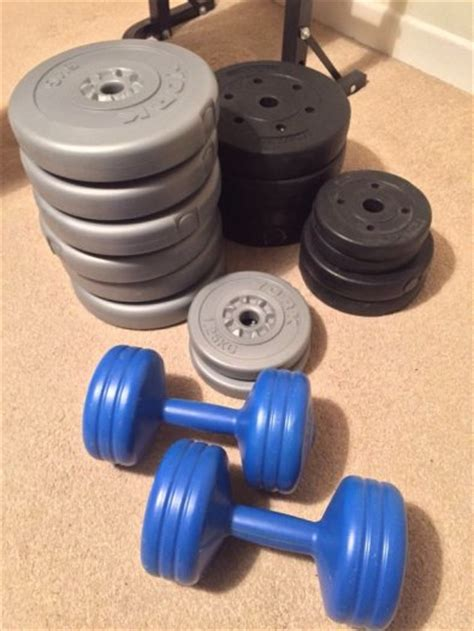 bench weights for sale bench weights for sale for sale in clontarf dublin from j