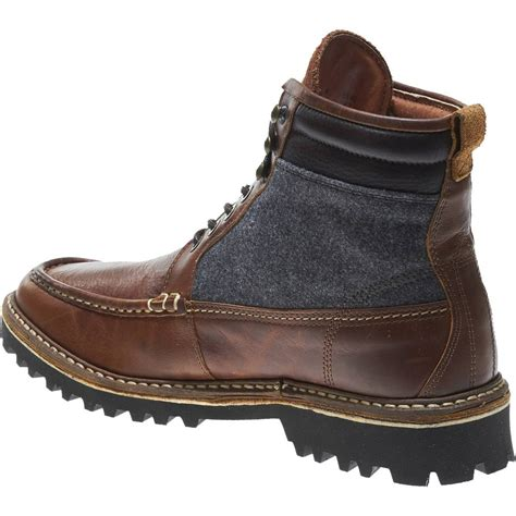 mens moc toe boot wolverine mens ricardo moc toe boot ebay