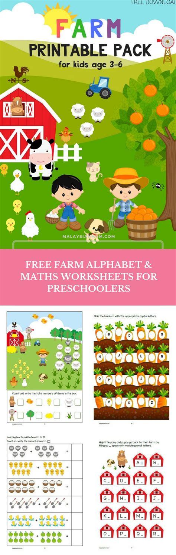 Farm Theme Home Preschool Lesson Top 25 Best Preschool Farm Crafts Ideas On
