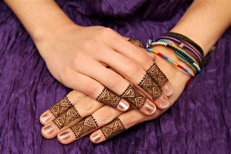 easy henna tattoo designs for fingers beautiful simple arabic indian bridal